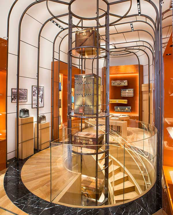 Featured Stair, Moynat | New York, NY