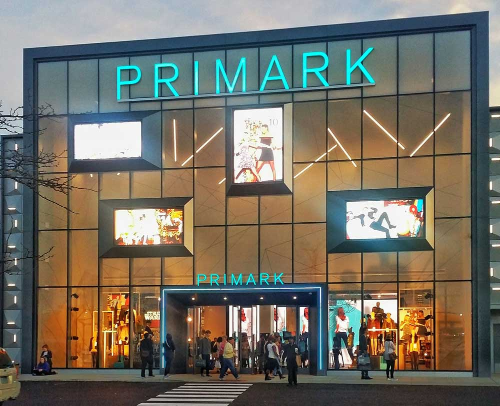 Primark | 160 North Gulph Rd, King of Prussia, PA
